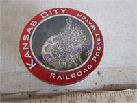 KC RR POCKETWATCH