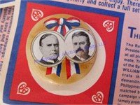 PRESIDENTIAL PINS