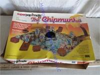 CHIPMUNKS GAME