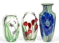 Selection of Orient and Flume Vases