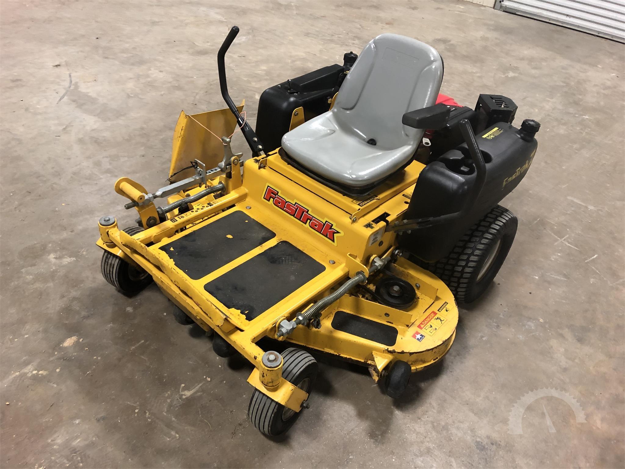 Hustler Turf Equipment Raptor® Limited 52 Kawasaki FR691