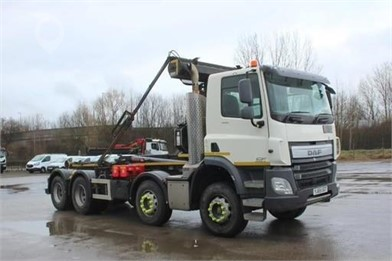 2016 DAF CF85.440 at TruckLocator.ie