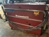 Brunswick Custodian Kegel lane machine