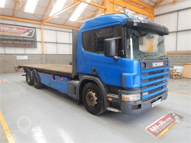 2003 SCANIA R114L340 at TruckLocator.ie