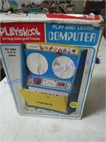 PLAYSKOOL COMPUTER