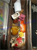 COLLECTIBLES IN DRAWER