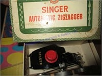 SINGER ATTACHMENTS