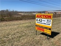 Hwy 7 - 4.4 acres - Long Frontage - Ideal Commercial