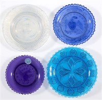 Collection of cup plates