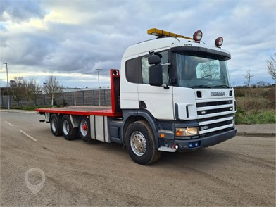 1900 SCANIA P124G400 at TruckLocator.ie