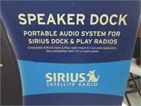 SIRIUS SPEAKER DOCK