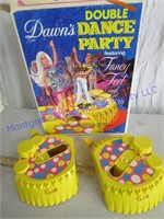 DAWN'S DOUBLE PARTY