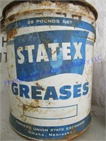 GREASE CANS