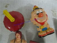 OLD SMALL TOYS