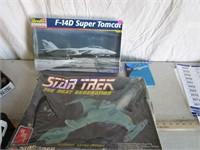 STAR TREK MODELS