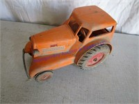TOY IRON TRACTOR