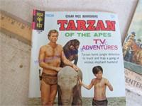 GOLD KEY TARZON COMIC BOOKS