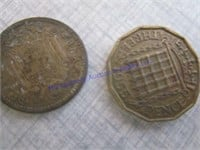 TOKENS AND COINS