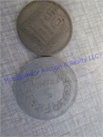 FOREIGN COINS