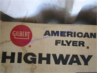 AMERICAN FLYER SET