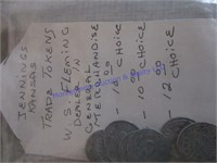 TOKENS & COINS