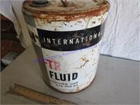 INTERNATIONAL CAN