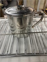 Lot of kitchen items. Baking items