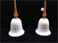 Antique Hummel Bells
