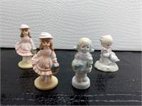 Jonathan & David God Is Love Porcelain Figurine