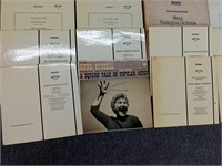 Lot of Vintage Records including The Organ Works