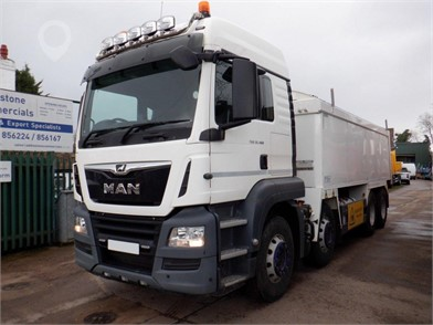 2017 MAN TGS 32.460 at TruckLocator.ie