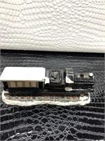 Porcelain Train Set Made In Taiwan