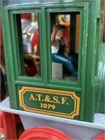 A.T. & S.F. 1079 train set