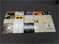 Lot of Vintage Records including The
