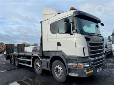 2010 SCANIA R400 at TruckLocator.ie