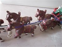 CLYDESDALE & BEERWAGON