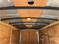 16' Pace American Enclosed Trailers