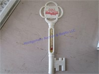 ADVERTISING THERMOMETERS