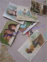 ADVERTISING CARDS