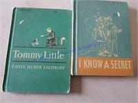 OLD SCHOOL BOOKS