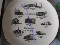CLAY CENTER MEMORABILIA