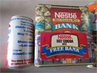 ADVERTISING BANKS
