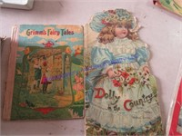 VICTORIAN CHILDRENS BOOKS