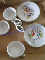 TOY DISHES