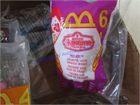 MCDONALDS TOYS IN PACKAGE