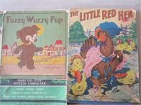 OLD KIDS BOOKS