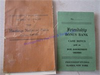 OLD BANK ITEMS