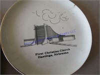 HASTINGS CHURCH PLATES