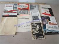 WELDERS, ELECTRICAL BOOKS