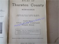 THURSTON CO ATLAS